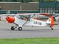 LB-06 L-21B Super Cub MCVZ-CMVV AF Belgium Kleine Brogel 2007 P1020511 (50852893997).jpg