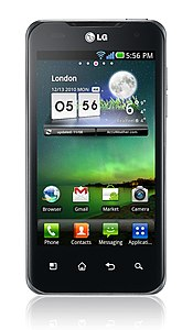 LG P990 Optimus Speed
