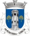 Coat of arms of Ameixoeira