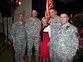LTC Nichols, lst Sgt. Landry, Cpt. Johnson, Sgt. Maj. Ogle.jpg