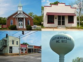 Image illustrative de l'article Luthersville