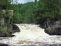 LaSalle Falls on the Pine River near Florence, Wisconsin.jpg