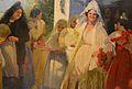 La Núvia (detall), Antoni Fillol Granell, Museu de la Ciutat de València.JPG