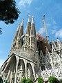 La Sagrada Familia-4 готовый фасад - panoramio.jpg