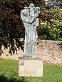 La Vierge d'Alsace, Antoine Bourdelle, Edimbourg.JPG