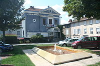Labastide-Rouairoux mairie.JPG