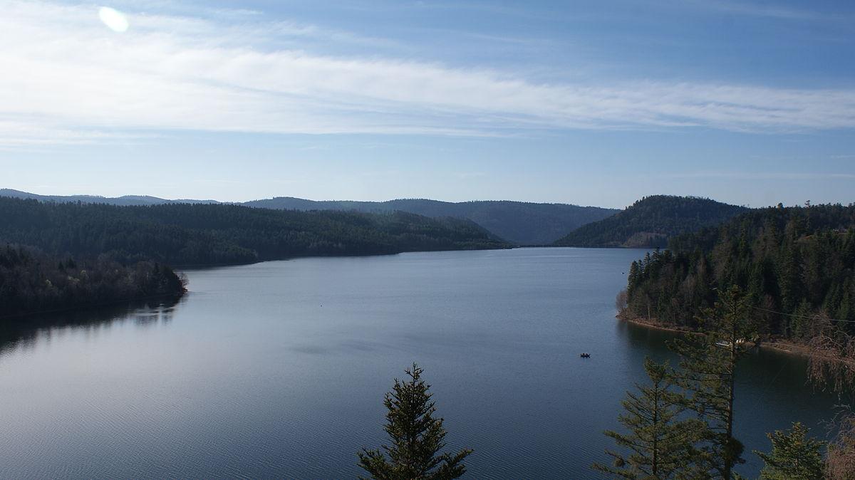 Lac De Pierre