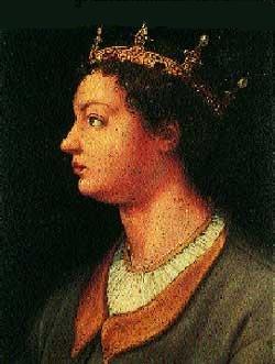 Ladislas of Naples (head)