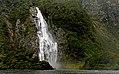 Lady Bowen Falls. Milford Sound NZ (31091105904).jpg