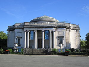 Lady Lever Art Gallery - Lady Lever Art Gallery Building