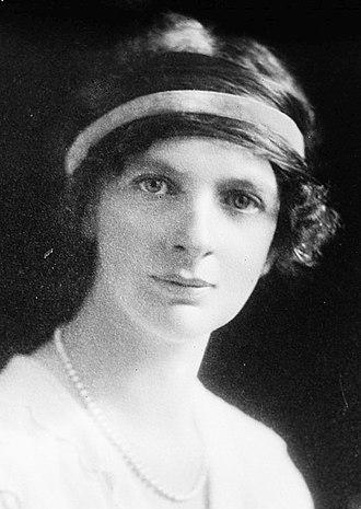 Lady Margaret Sackville - Lady Margaret Sackville