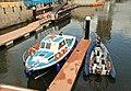 Lagan boats, Belfast - geograph.org.uk - 1449627.jpg
