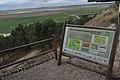 Laguna de El Hito y panel informativo desde Montalbo.jpg