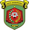 Official seal of Samarinda, Indonesia