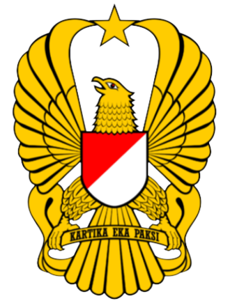 Sudharmono - Image: Lambang TNI AD