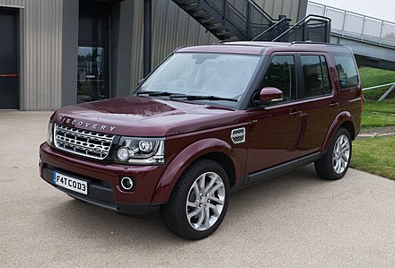 Land Rover Discovery Wikiwand