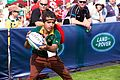 Land Rover at the 2012 Dubai Rugby Sevens (8242728147).jpg