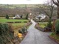 Lane to Pont Rheidol and Rhiwarthen - geograph.org.uk - 665596.jpg