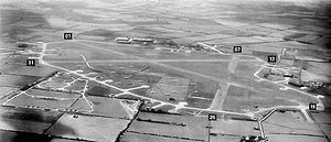 No. 207 Squadron RAF - Langar Airfield, England, September 1943