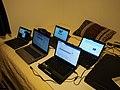 Laptops gebruikt voor de uploads van het Nationaal Archief foto 1.JPG