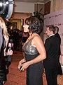 Lauren Velez Golden Globe 2009 afterparty.jpg