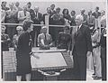 Laying of the Foundation Stone, University of Limerick (9304848107).jpg