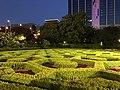 Le jardin botanique avec la tour des finances en arrière plan - Bruxelles 2.jpg