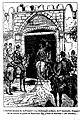 Le lieutenant Hartuis frappant à Bab El Khoukh - Kairouan - 26.10.1881.jpg