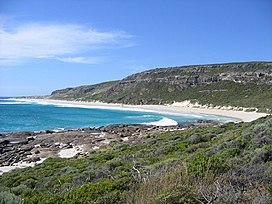 A spot in the Leeuwin-Naturaliste National Park