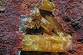 Legrandite, limonite, adamite 1100-1-FS2014.jpg