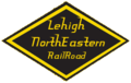 Lehigh NorthEastern RailRoad Logo.png