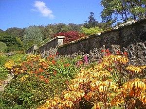 Leith Hall - Leith Hall gardens