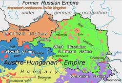 Ukraine during World War I - Wikipedia