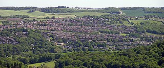 Lepton, West Yorkshire human settlement in United Kingdom