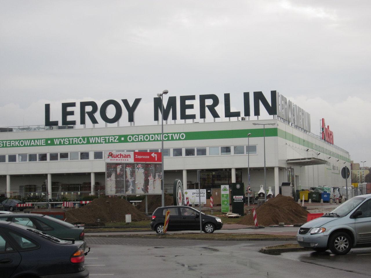 File leroy merlin in bia ystok hetma ska wikimedia commons - Vouwborstel leroy merlin ...