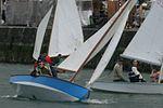 Les bateaux de la Petite Plaisance dans le chenal de La Rochelle.JPG