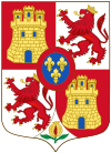 Lesser Royal Arms of Spain (1700-1868 and 1874-1930).svg