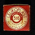 Leukoplast Hechtpleister 516, foto1.JPG