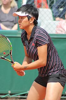 Liang Chen female Chinese tennis player
