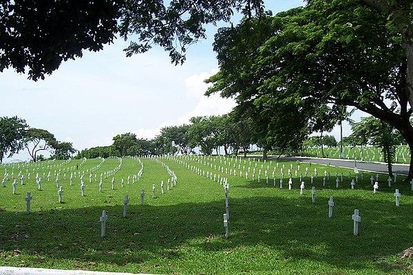 Image result for libingan ng mga bayani dnd memorial for Philippine-American War heroes
