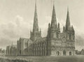 Lichfield Cathedral 1807.png