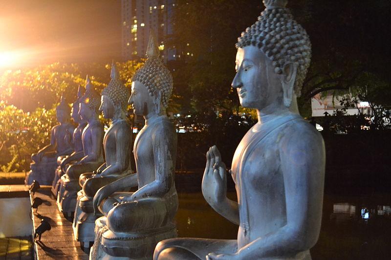 Gangarama Temple, Colombo, Sri Lanka | Gangarama Temple, Colombo, SriLanka | SriLanka Budget Trip | Sri Lanka Budget Trip