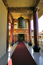 Hsi Lai Tempel bei Los Angeles (USA)