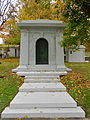Lillie Keim Tomb, Laurel Hill.JPG