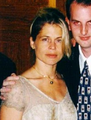Terminator 2: Judgment Day - Linda Hamilton in 1997. Hamilton returned to her role as Sarah Connor from The Terminator.