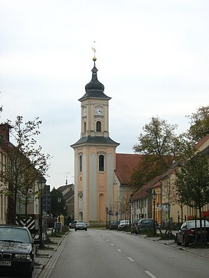 Lindow (Mark) - Lutheran Town Church