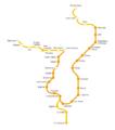 Line 4 map (Athens metro).png