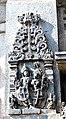 Lintel relief Sculpture Chennakeshava temple, Belur.jpg