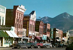 Image illustrative de l'article Livingston (Montana)