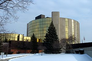 Livonia, Michigan - Livonia City Hall